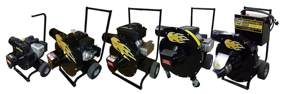 Insulation Vacuums