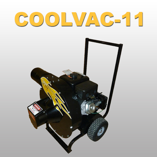 Insulation Removal Vacuums