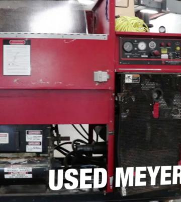 used meyer 1500