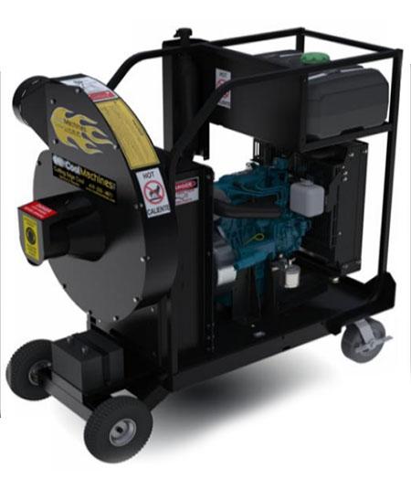 CoolVac 25hp Diesel